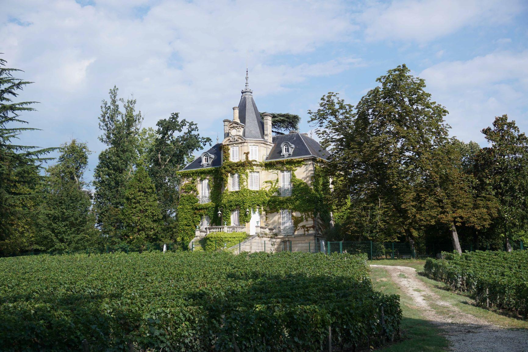 Chateau les carmes haut brion pessac leognan avenir serenite patrimoine 2018